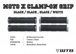 Moto x Clamp-On