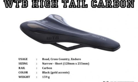 WTB รุ่น High Tail Carbon